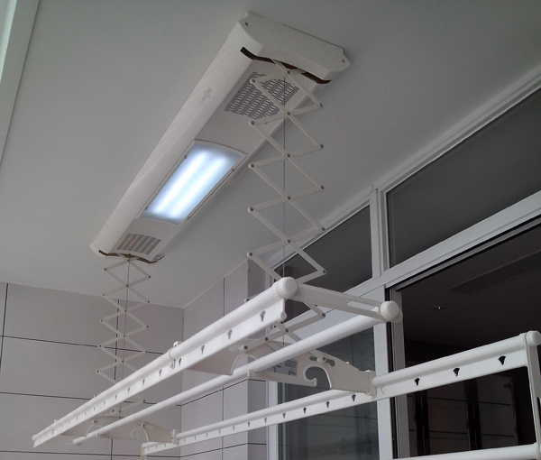 clothes ceiling hanger
